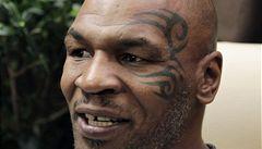 Kličkové jsou nejlepší boxeři současnosti, prozradil Tyson v Praze