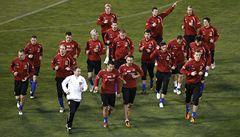 Čeští outsideři ve Španělsku. Mají na fotbalové mistry?