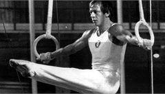 Legendární gymnasta Andrianov zemřel po dlouhé těžké nemoci