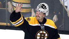 Brankář Thomas se po roční pauze chce vrátit do NHL