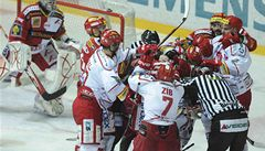 Sedmá bitva semifinále. Slavia se pokusí o zázrak