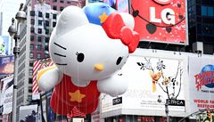 Čínský trh ochutnává ovocné pivo Hello Kitty