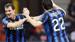 Slavné góly z dálky: malá útěcha Interu po debaklu