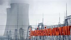Rekord pro Dukovany. Poprvé vyrobily za rok 15 TWh proudu