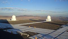 Vysoko v chilské poušti hledají Češi nové planety