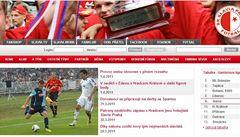 Slavia bojuje s ostudou: obnovila činnost webu
