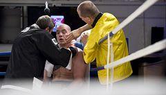 Po knokautu přišel boxer Pála o pás mistra Evropy