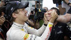 TIME OUT LN: Vettel není limonáda