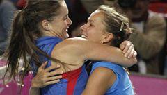 Češky vybojovaly finále Fed Cupu. Po 23 letech