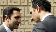 Mubarakovi synové jsou volní, protesty v Egyptě mají už 23 mrtvých