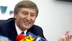 Oligarcha Achmetov nabídl Kyjevu recept, jak jednat se vzbouřenci