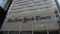 Zásadní obrat? The New York Times po letech stouply příjmy z reklamy
