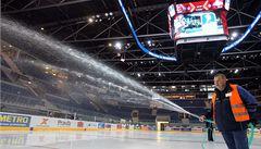 Bratislava před hokejovým MS: Nová hala, jinak nic