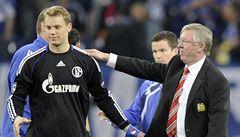 Fotbalový brankář Neuer přestoupil z Schalke do Bayernu