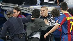 Mourinho kope do Barcy i do UEFA: Znechutili mě
