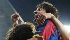 VIDEO: Messi ve fotbale umí víc než hokejisté