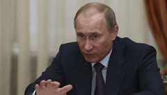 Putin: Za nedostatkem benzínu je spiknutí