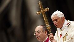Papež varoval před kulturou požitkářství