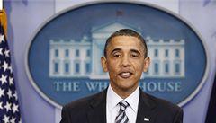 Obama neukáže mrtvého bin Ládina. Neukazujeme trofeje, řekl