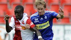 Slavia přeřadila Dembélého do B-týmu