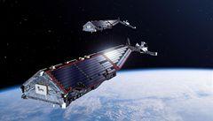 Družice Swarm ponesou na palubě i české přístoje