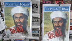 Pět konspiračních teorií o smrti bin Ládina