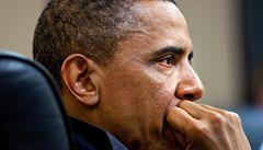 Obama smrt Ládina neviděl, nebyl signál