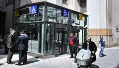 Problémy vozíčkářů jsou neviditelné. Nejhorší je centrum Prahy