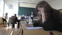U maturity propadlo více studentů než loni, kvůli matematice