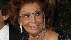 Sophia Lorenová vydá ke svým osmdesátinám autobiografii
