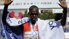Pražský maraton ovládli Keňané, zvítězil Barus