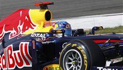 V Turecku dominovaly vozy Red Bull, vyhrál Vettel