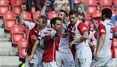 Den D? Slavia představí údajného zachránce