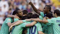 Barcelona vzpomíná na Dream tým. Získala třetí titul v řadě