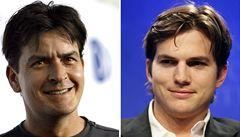 Sheen v seriálu končí. Nahradí ho Kutcher