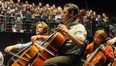 Mahlerova Symfonie č. 8 rozezněla O2 arenu