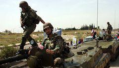 Sýrie nechává zaminovat hranici s Libanonem