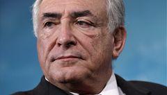 Soudce stáhl obvinění Strausse-Kahna ze sexuálního útoku