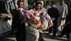 Taliban mstí bin Ládina. Dvě bomby, 80 mrtvých