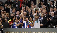 Porto přehrálo Bragu a ovládlo Evropskou ligu