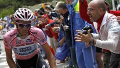 Giro: Contador řádil, Kreuziger opět ožil