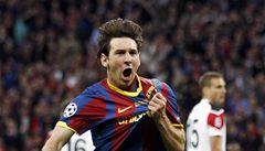 Skvělá éra. Messi už je v Barceloně deset let od svého debutu