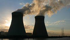 V ukrajinské jaderné elektrárně se stala nehoda, oznámil Jaceňuk