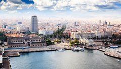 Barcelona: podívaná pro milovníky architektury