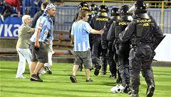 'Zásah proti chuligánům ve finále poháru měl být razantnější'