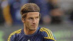 Hrát pod ním je sen, klaní se Beckham Mourinhovi
