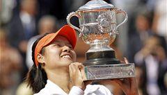 První titul pro Asii. Li Na vyhrála Roland Garros