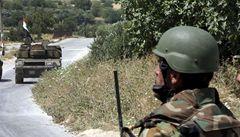 Syrský pilot odmítl střílet do civilistů, dezertoval