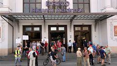 Přesun brněnského nádraží dostal další ránu