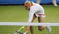 Kvitová před Wimbledonem padla, podlehla Bartoliové
